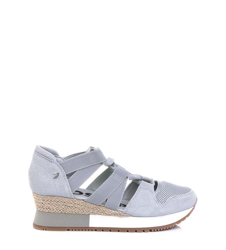 Comprar Gioseppo Chaussures bleues Savoca - hauteur de la cale : 5cm