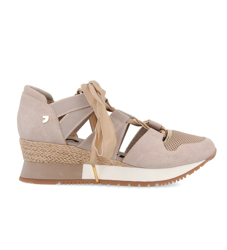 Comprar Gioseppo Beige Savoca shoes - wedge height: 5cm