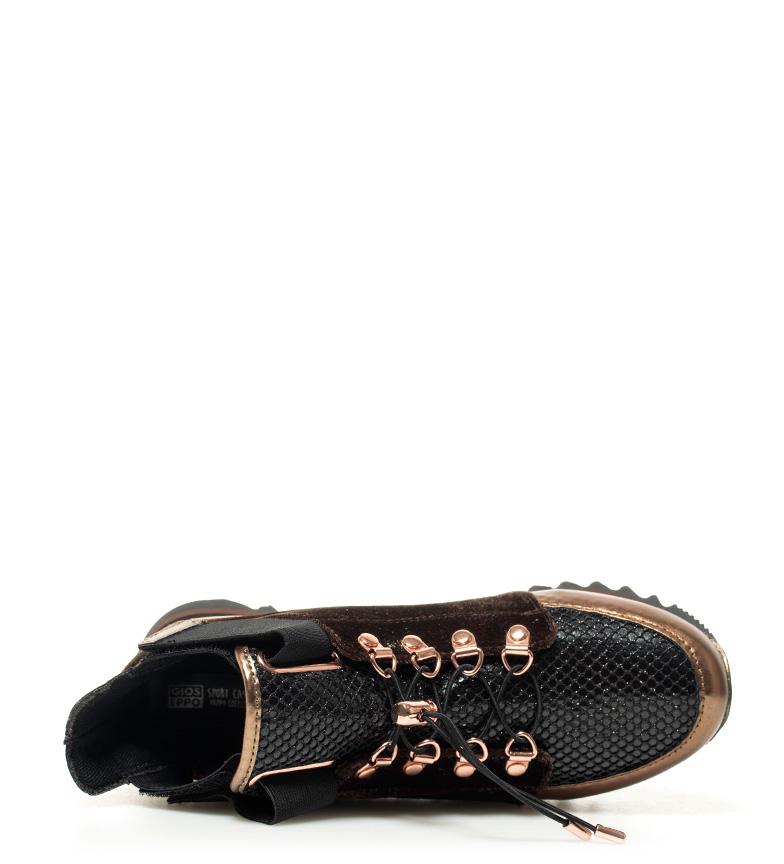 cobre Gioseppo Zapatillas Zapatillas Cooper negro cobre Gioseppo Cooper negro Zapatillas Cooper Gioseppo WAqBv1p8