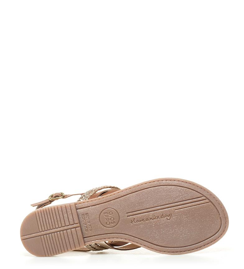 Hedy Gioseppo Gioseppo Sandalias piel negro Sandalias de xvOw8x