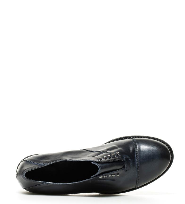 de Zapatos Bahira piel marino Gioseppo 5fpHAx