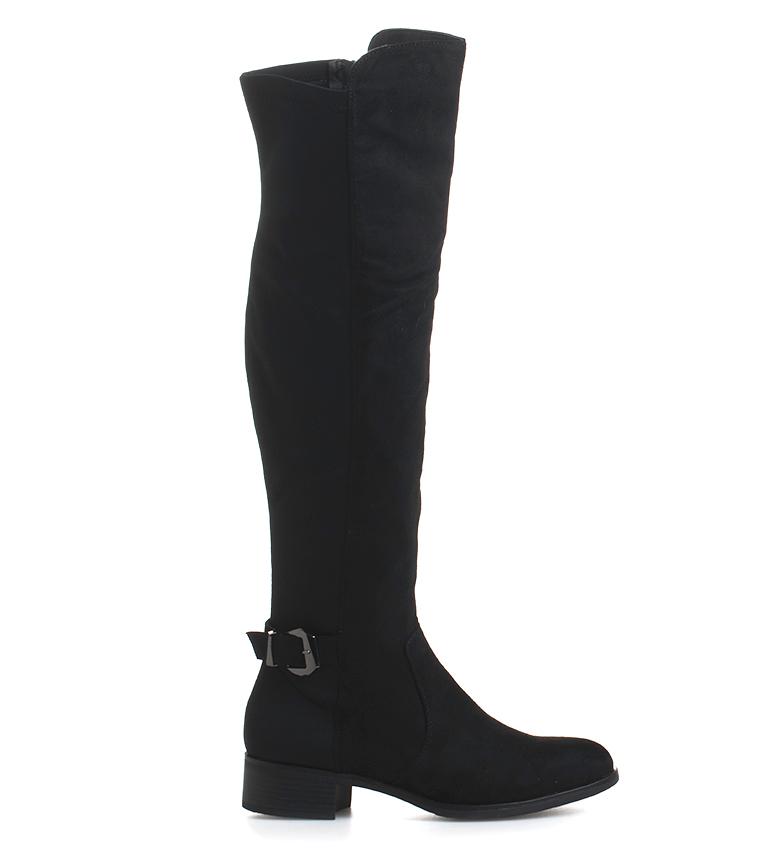 Comprar Gossip Girl Zaya black boots