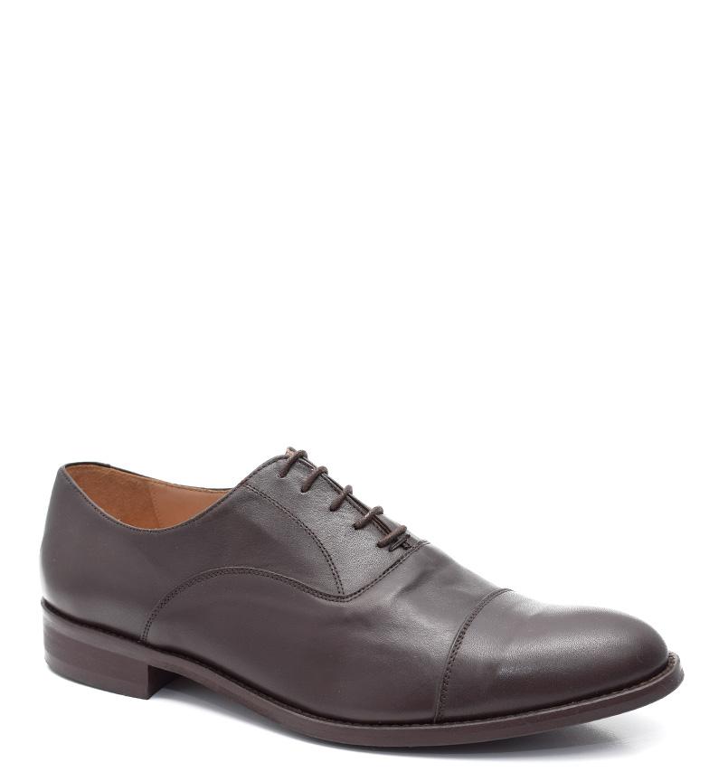 Comprar G&P Cobbler Zapatos de piel Marnó marrón oscuro
