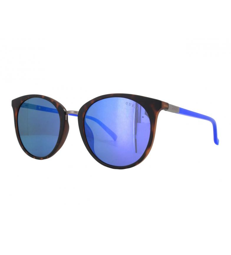 Comprar Guess Occhiali da sole da donna GU3022-5252X marrone, blu