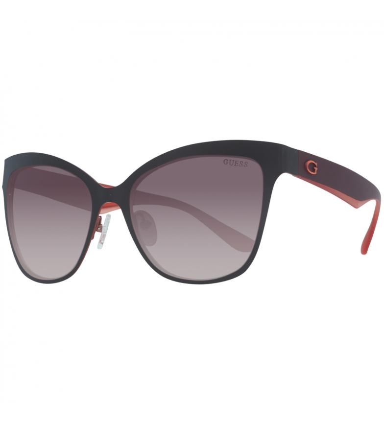 Comprar Guess Sunglasses GU7465-5750F black, burgundy
