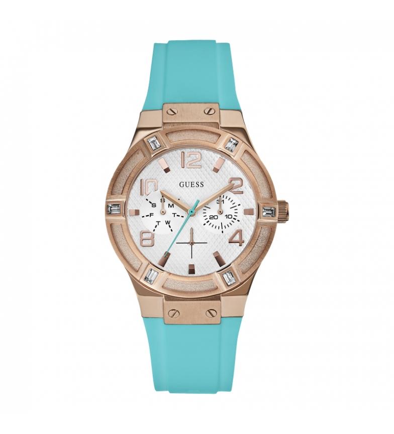 Comprar Guess Multifunction Watch W0564L3 Blue