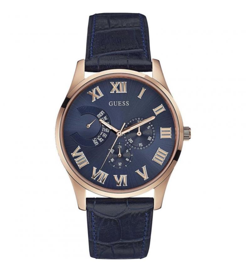 Comprar Guess Orologio cronografo analogico W0608G2 blu scuro