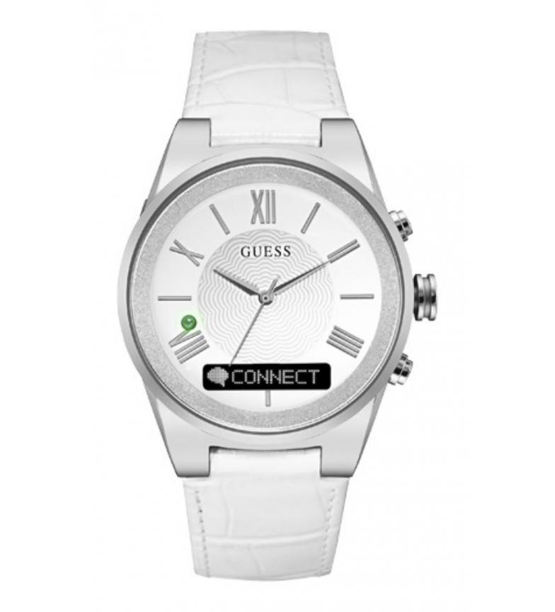 Comprar Guess C0002MC1 Orologio analogico bianco