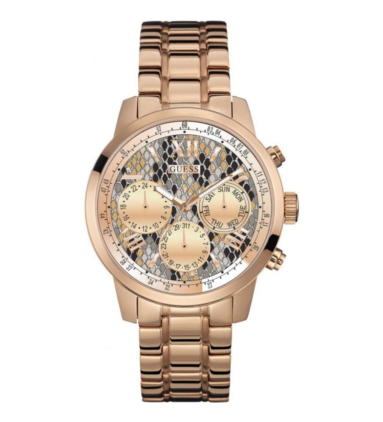 Comprar Guess Analog Chronograph Watch W0330L16 Pink