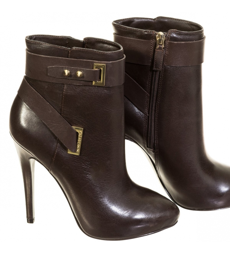 de Botines Guess Shoes Piel Guess q0wE7E
