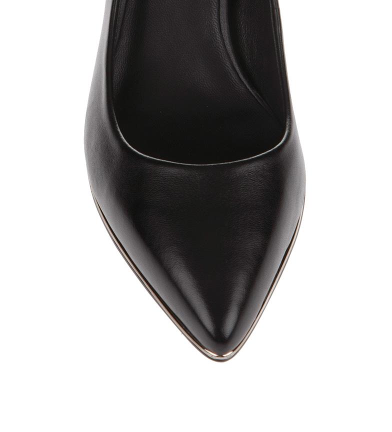Dexa de Zapatos Guess br i Altura piel br i tacón black 6cm aCt5x5