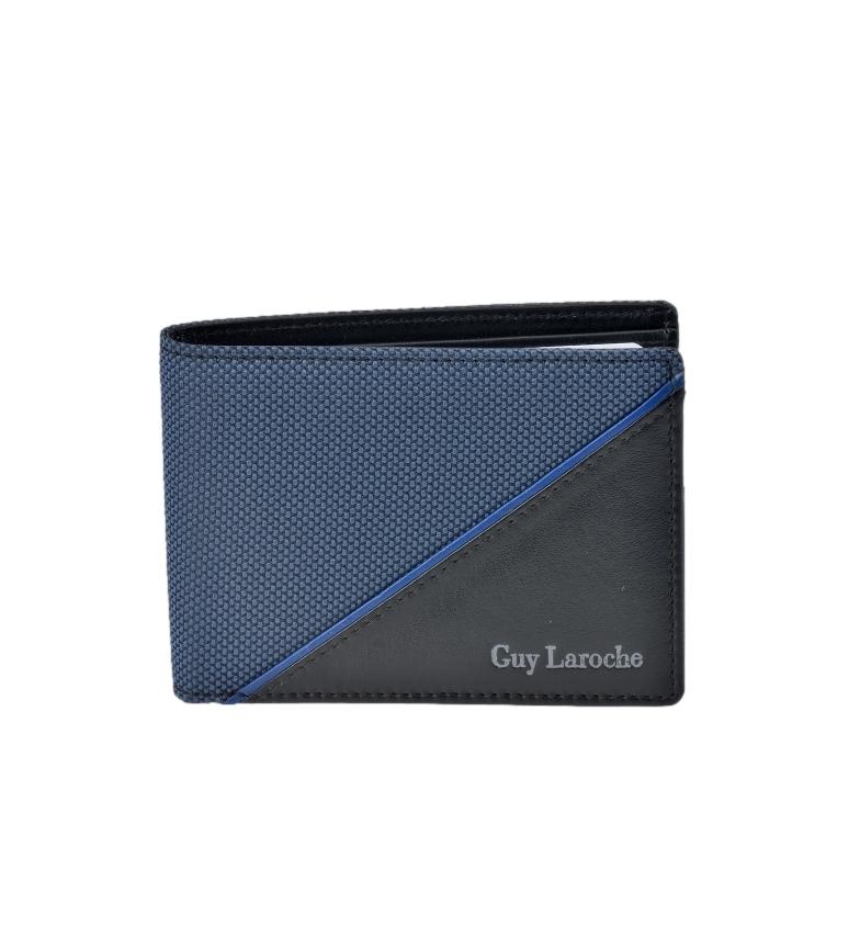Comprar Guy Laroche American Leather GL-3725 blue -11,5x8x1,5cm