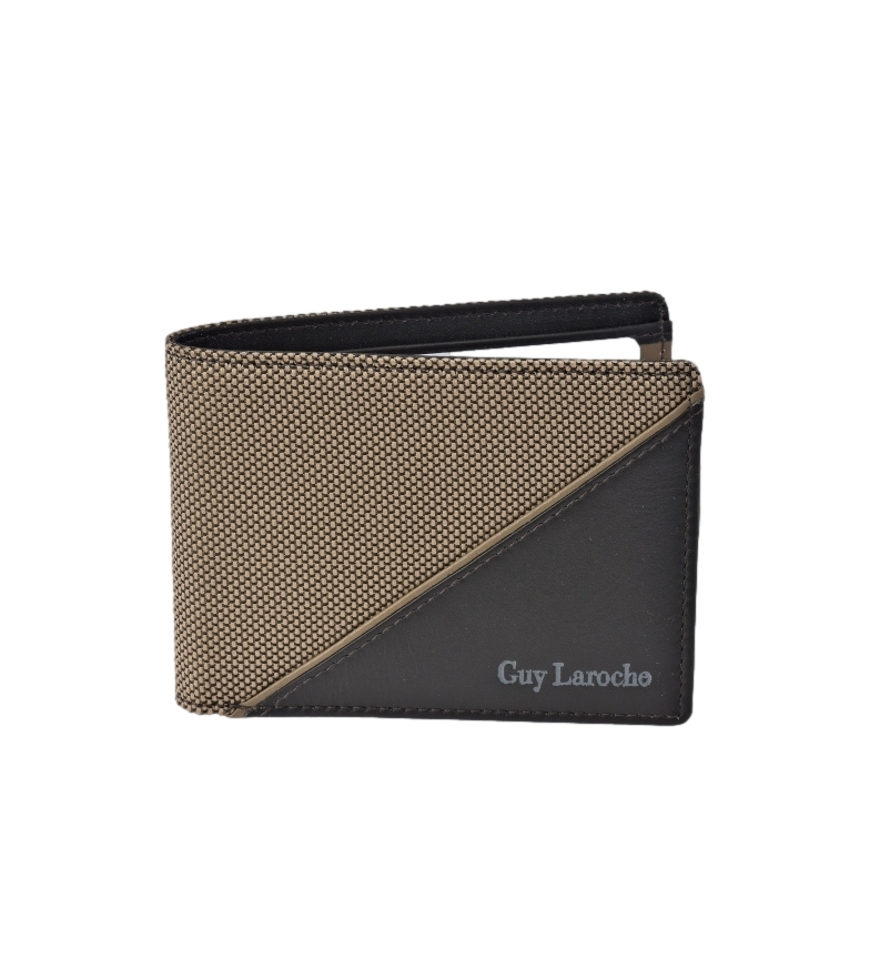 Comprar Guy Laroche American Leather GL-3725 beige -11,5x8x1,5cm