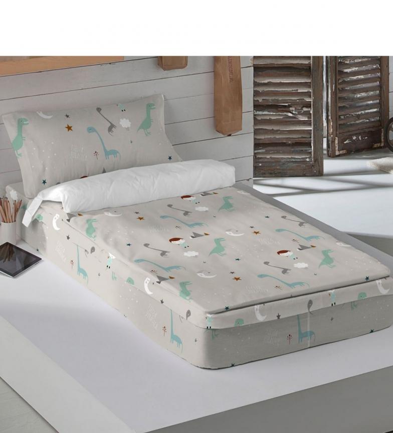 Comprar HACIENDO EL INDIO Saco Nordic 3pcs Jurasic -Bed 90-