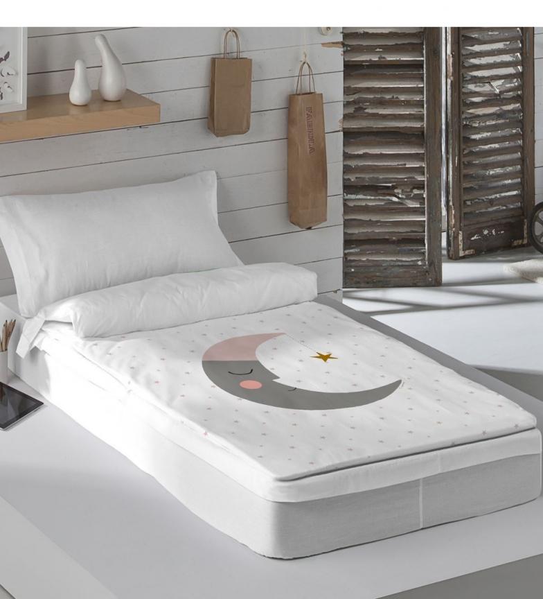Comprar HACIENDO EL INDIO Sac de couette 3pcs Sleeping Moon -Lit 90-