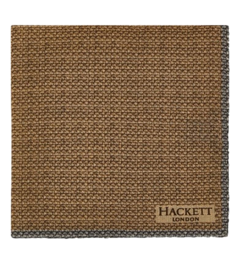 Comprar HACKETT Pañuelo Bigtext Boarder Hank marrón