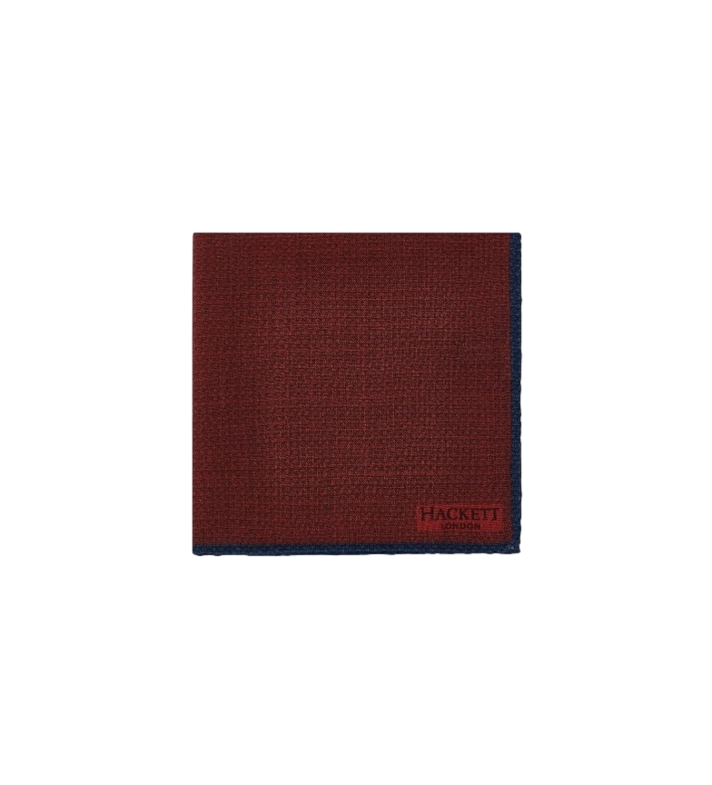 Comprar HACKETT Big Text Boarder foulard rouge