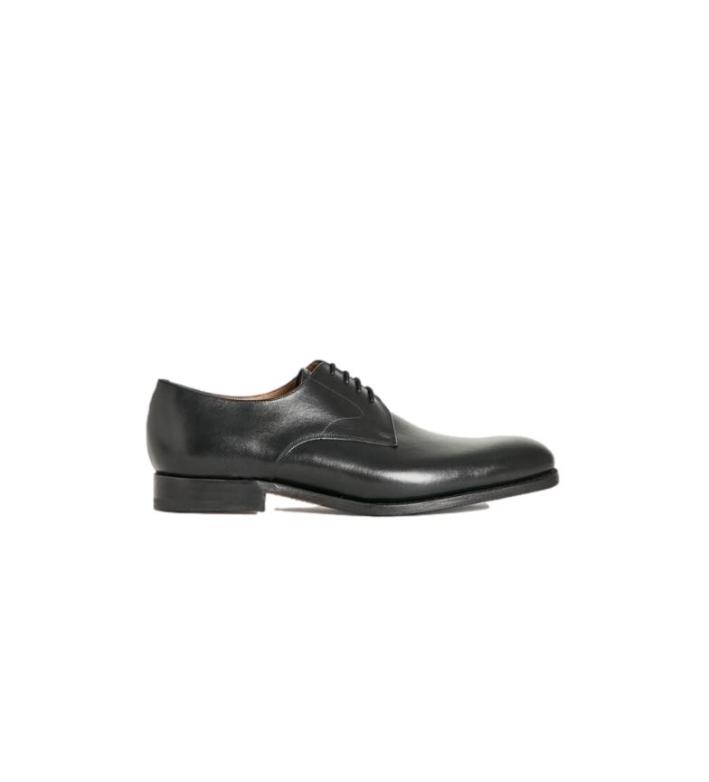 Comprar HACKETT Sapatos de couro Black Derby