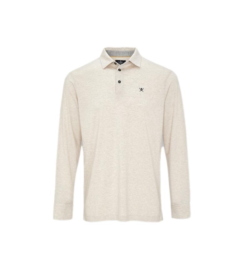 Comprar HACKETT Jersey Filafil beige