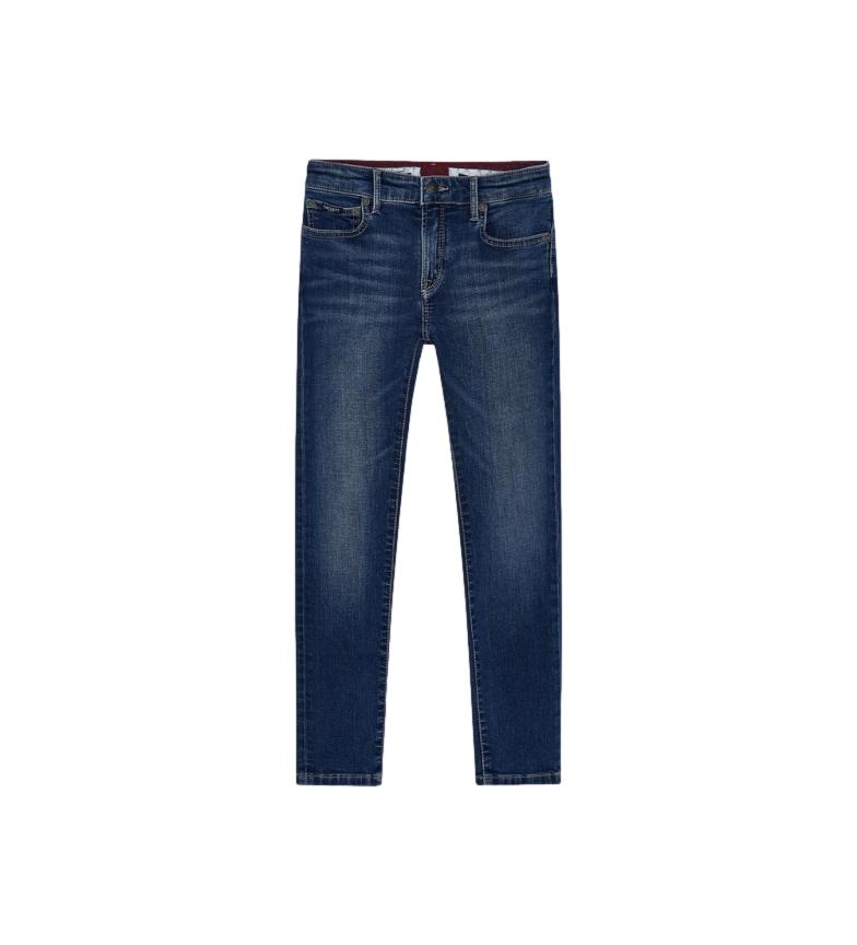 HACKETT Jeans Vintage Wash Denim navy