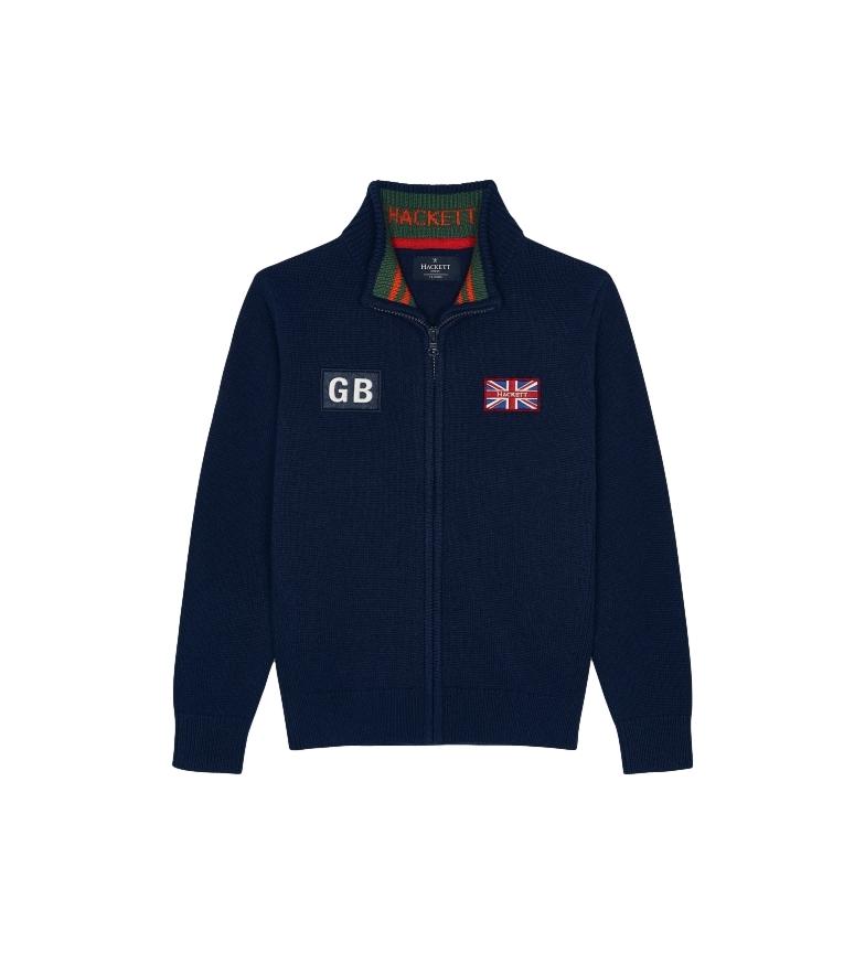 Comprar HACKETT Emblems navy sweater