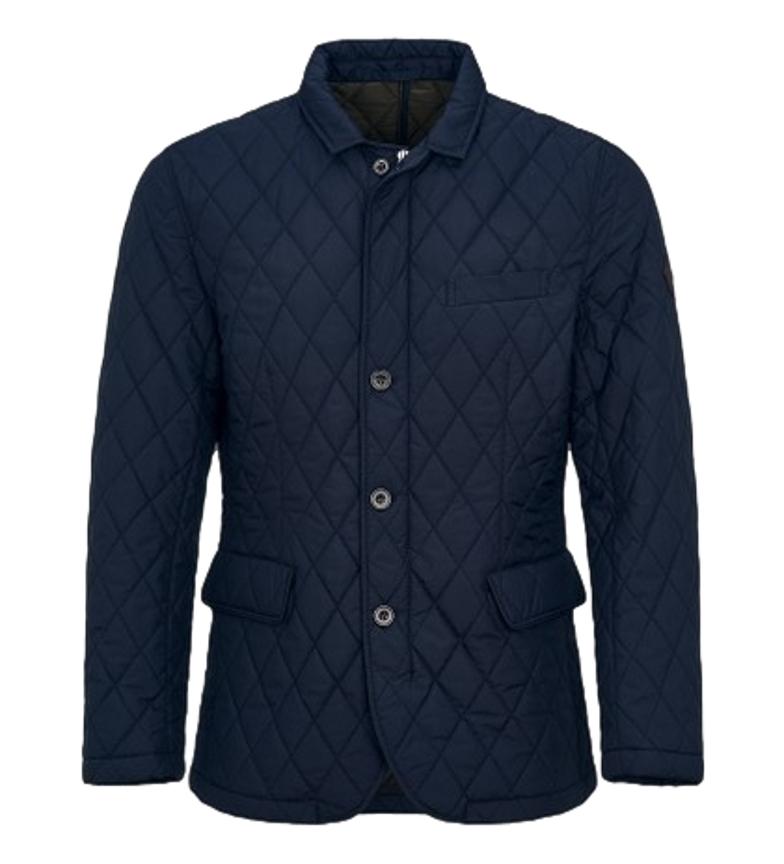 HACKETT Kinloch navy jacket