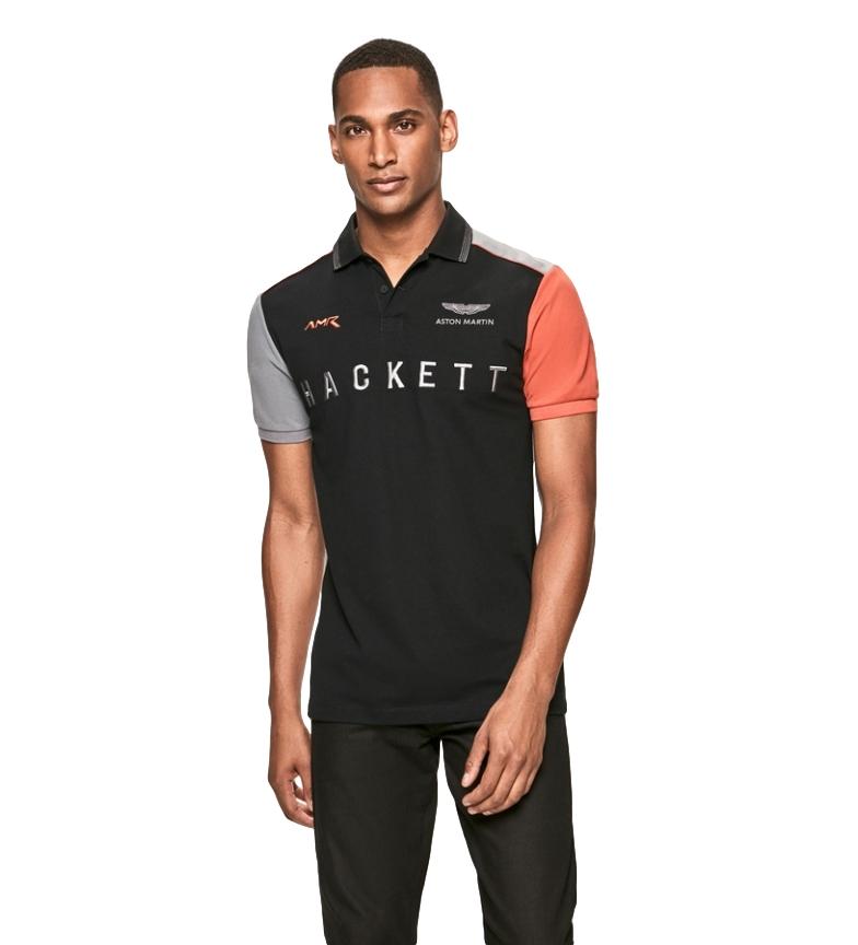 HACKETT Polo AMR Multi nera
