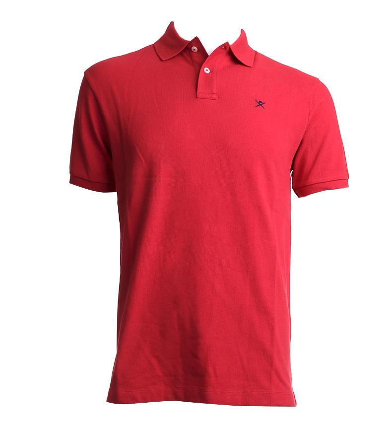 HACKETT Polo Classic Logo Ot rossa