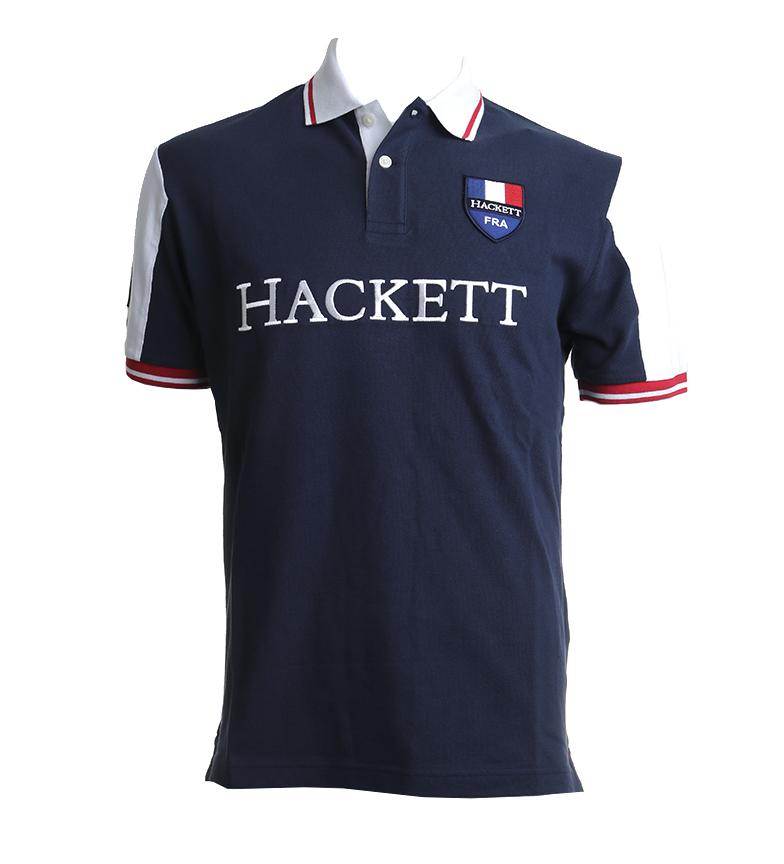 HACKETT Polo blu Francia
