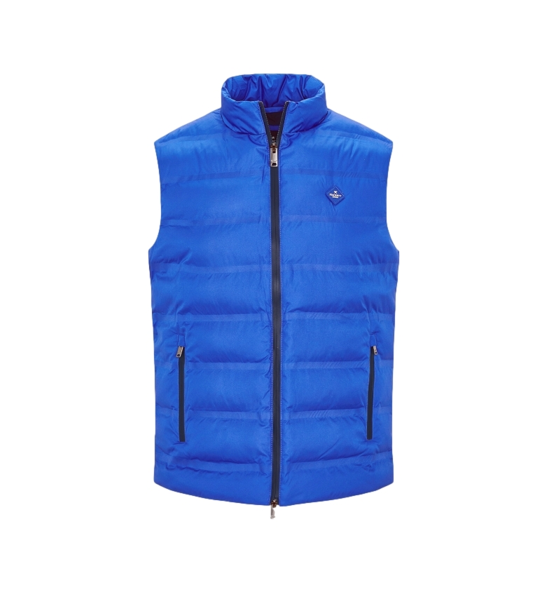 HACKETT Chaleco Gilet azul