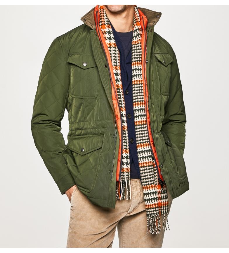 HACKETT Jacket New Fenton green