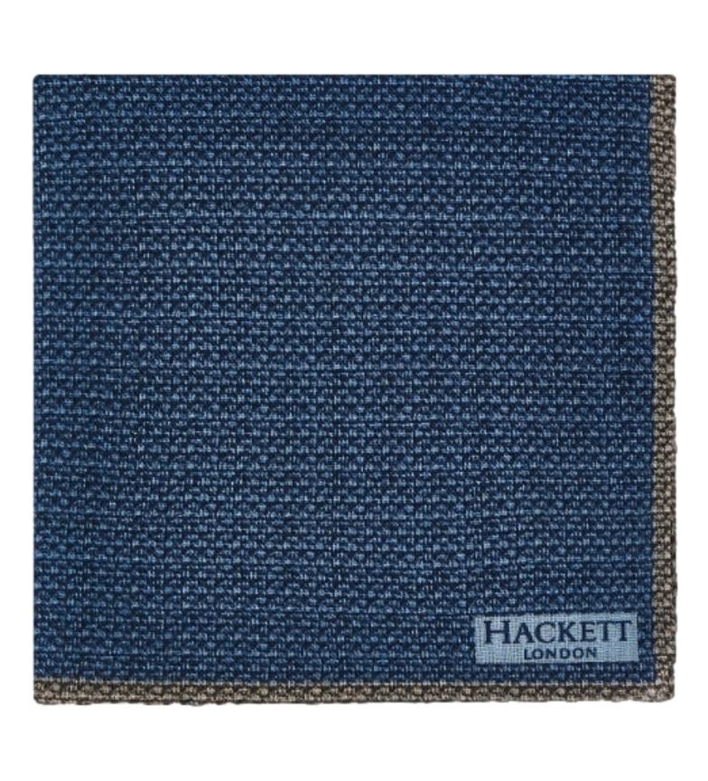 Comprar HACKETT Pañuelo Bigtext Boarder Hank azul