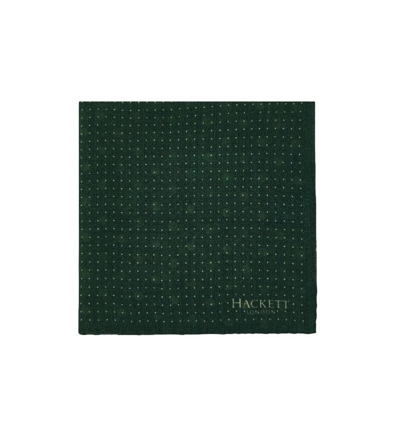 Comprar HACKETT Mouchoir à pois vert