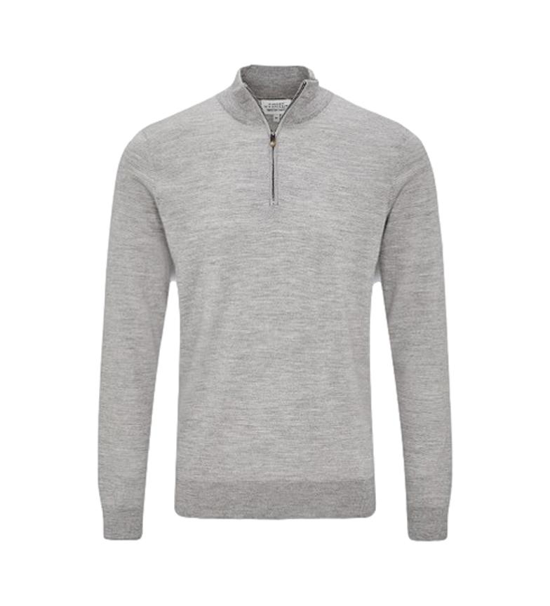 HACKETT Mr Jcqd grey sweater