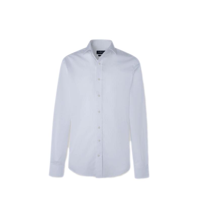 Comprar HACKETT Camisa Pop Esticada Bc branca