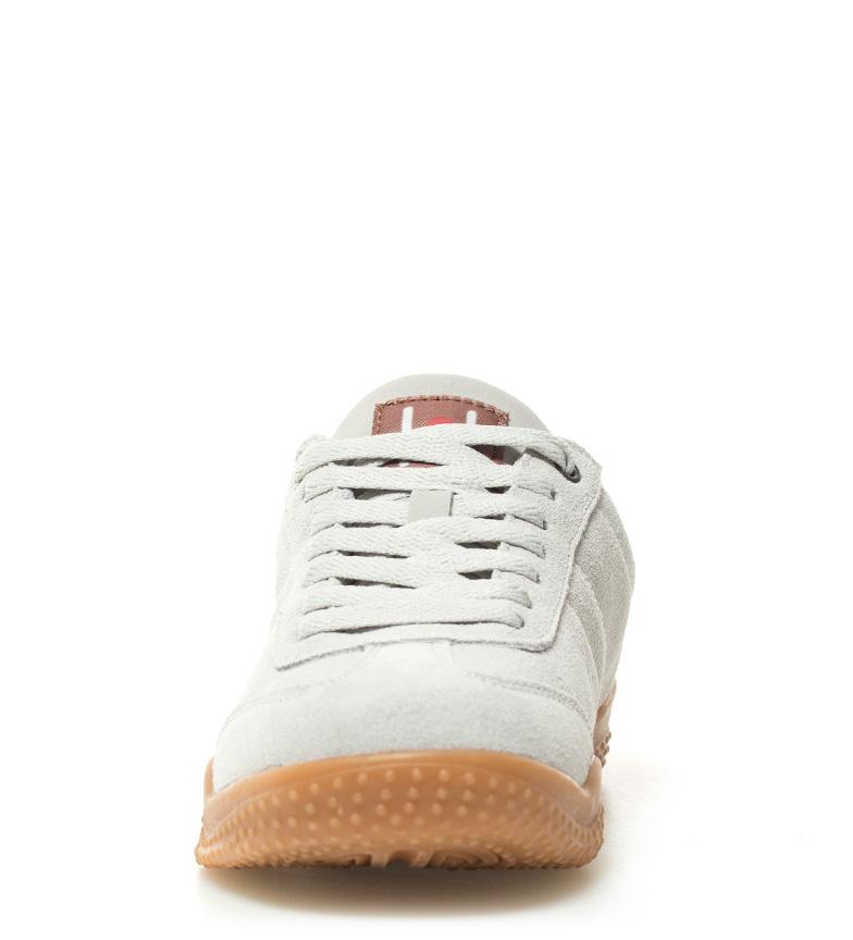 Hakimono de blanco Zapatillas piel Nami w01rO0qa7