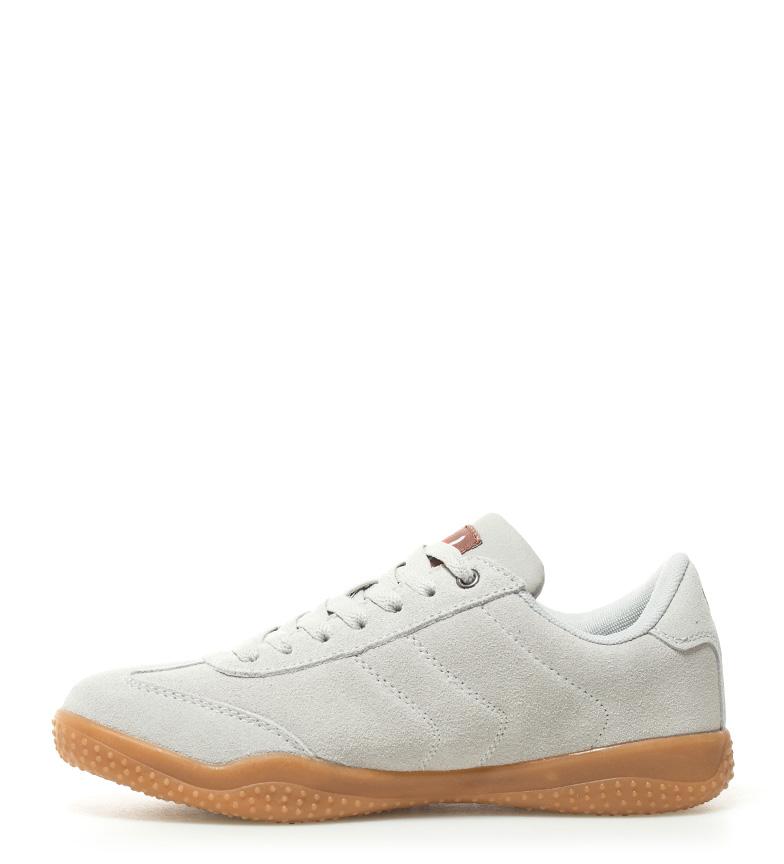 Hakimono - Zapatillas de piel Nami blanco Pago barato con Visa Compre Ebay barato GXZy2