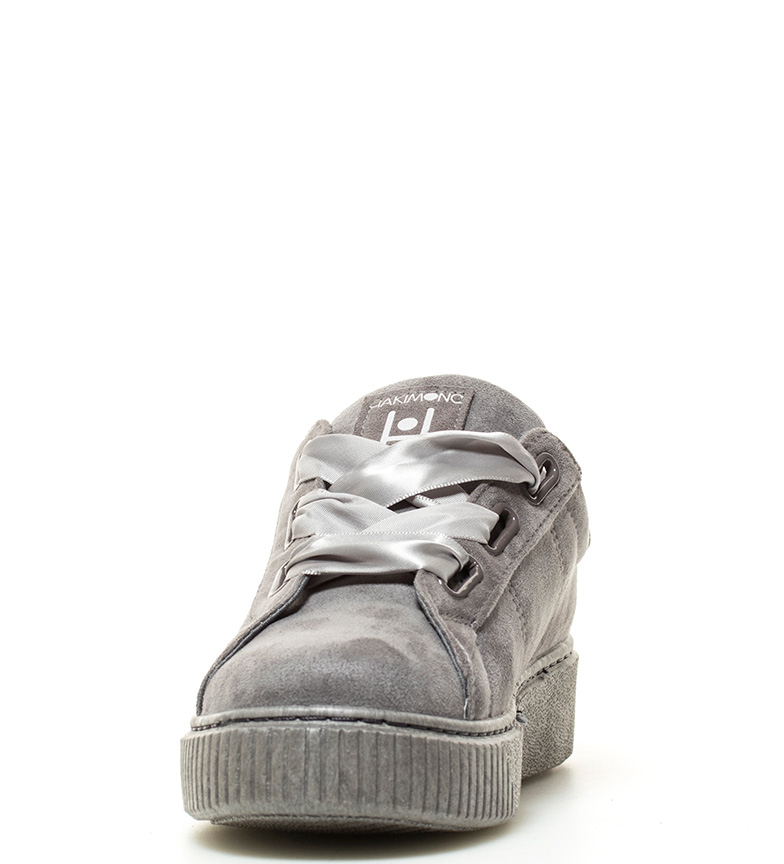 gris Zapatillas Saori Zapatillas Hakimono gris Zapatillas Hakimono Hakimono Saori q8xIR7