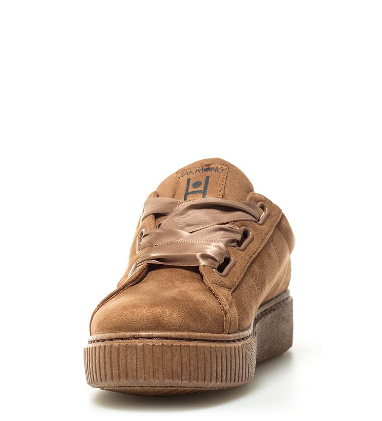 Hakimono - Zapatillas Saori taupe Costo de salida Nuevos estilos para la venta Obtenga Precio Barato Auténtico Precio de fábrica Barato Best Place ziKcGEDQL7