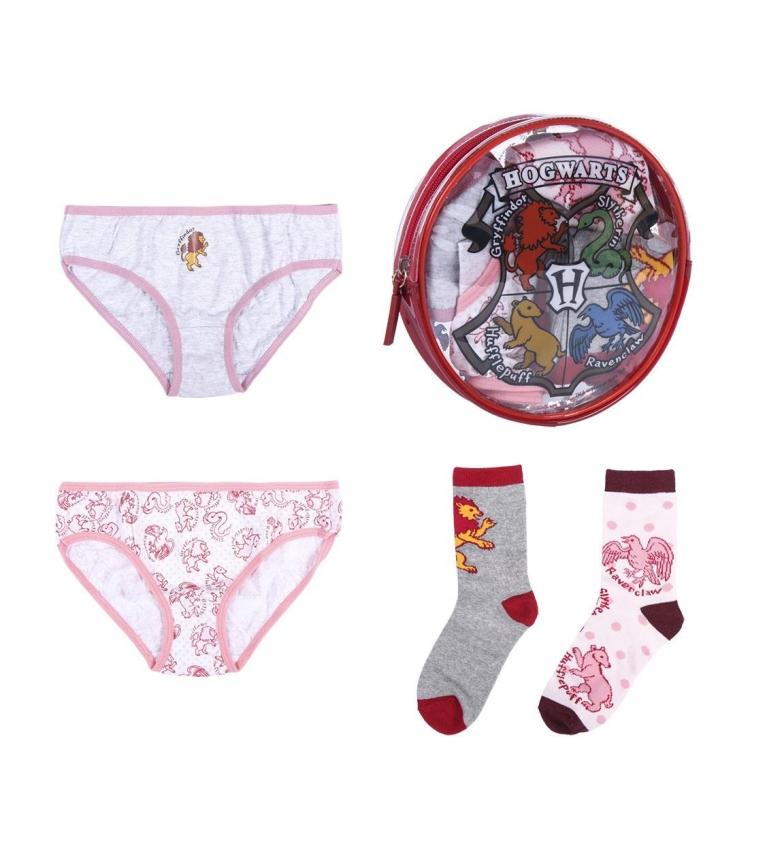 Comprar Cerdá Group Confezione mutandine Plus Socks 4 pezzi multicolore