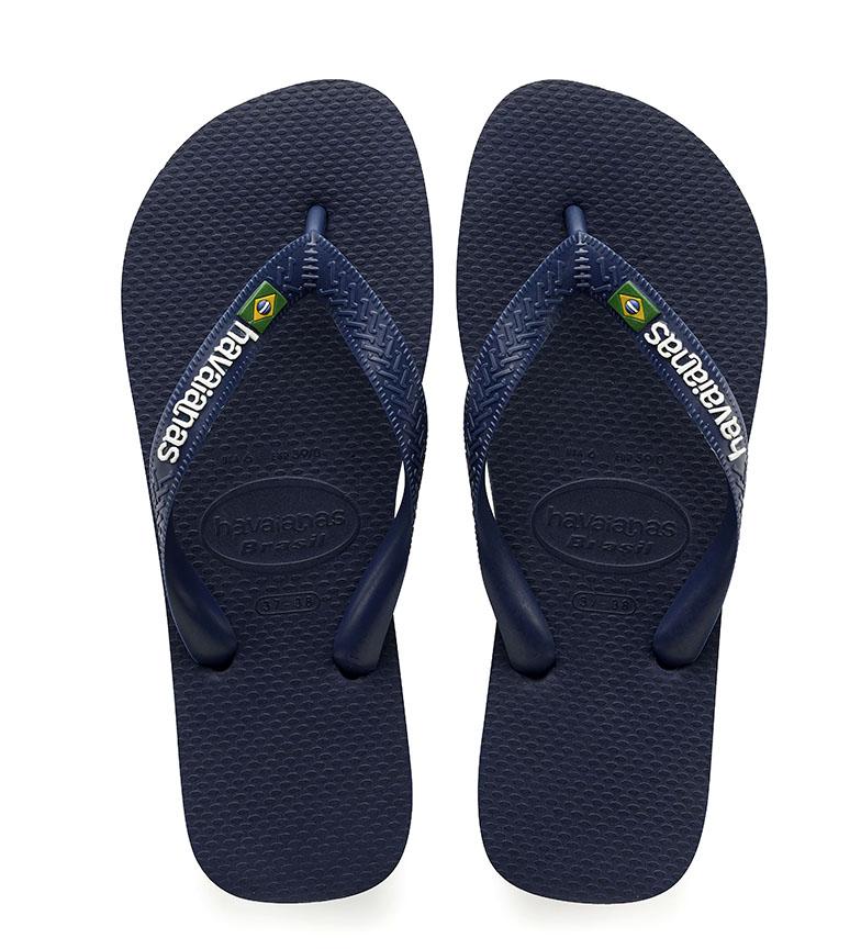 Comprar Havaianas Pantofole Brasile Logo della Marina Militare