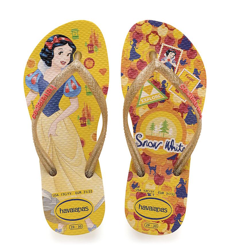 Comprar Havaianas Slippers Kids Sllim Princess banana