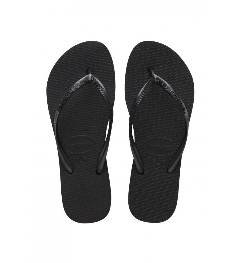 Havaianas Flip Flops Preto Slim Flipform