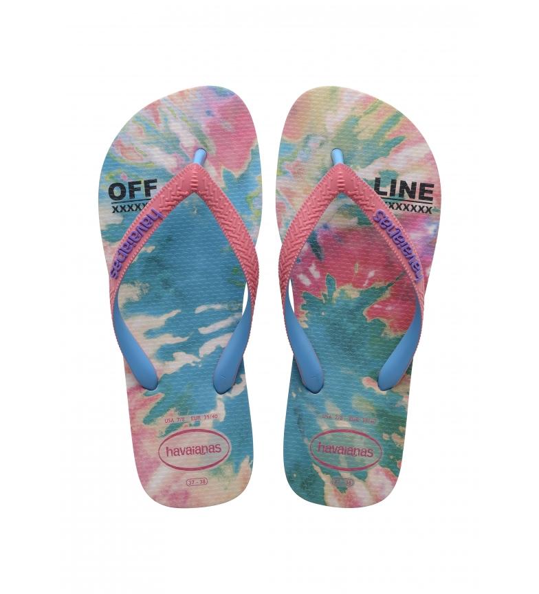 Comprar Havaianas Flip Flops Top Fashion pink
