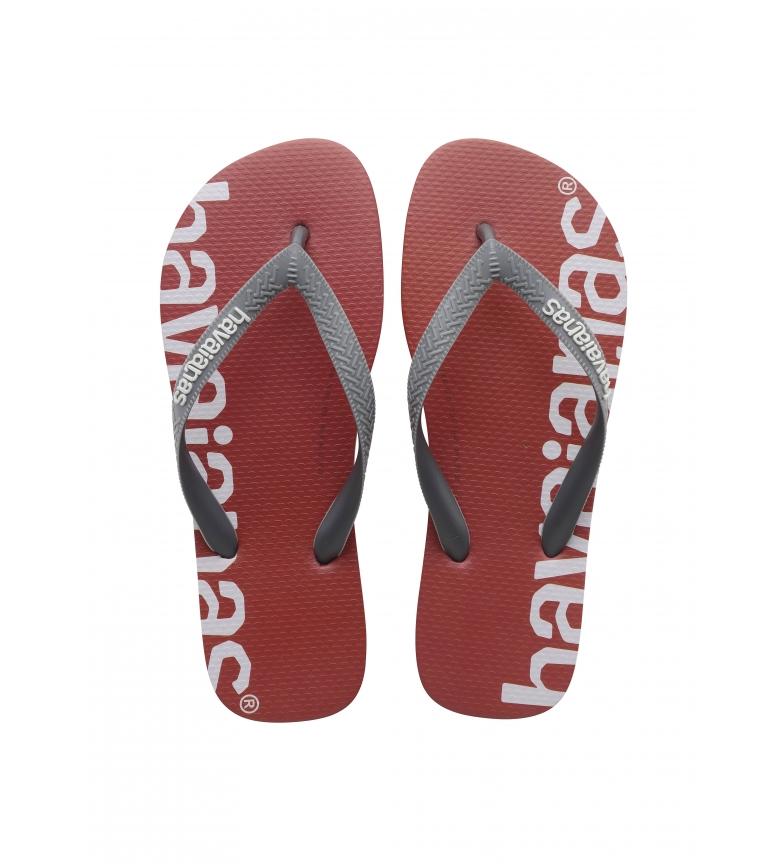 Comprar Havaianas Flip-flops Top Logomania Hightech red