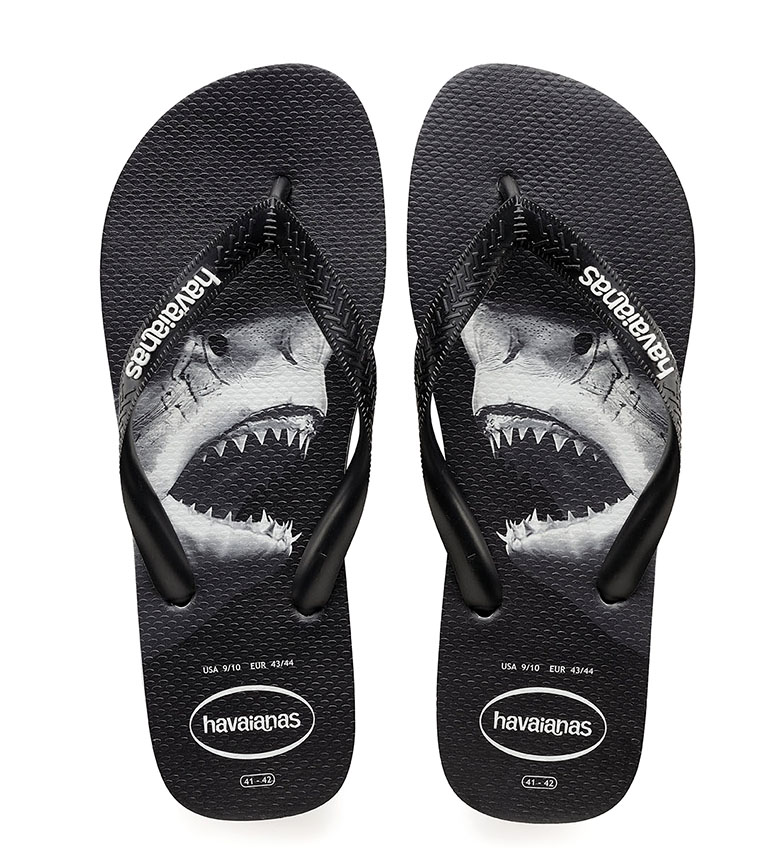 Comprar Havaianas Slippers Top Photoprint black
