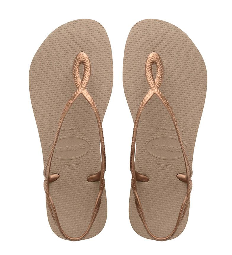 Comprar Havaianas Luna nude Sandals