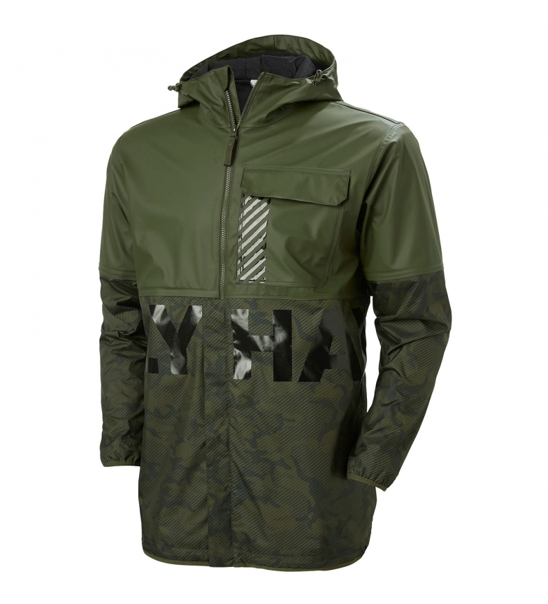 Comprar Helly Hansen Active Hybrid Green / Helly Tech® Performance Jacket