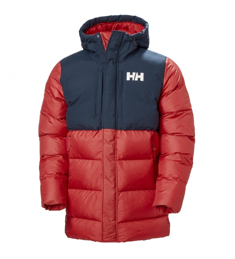Comprar Helly Hansen Veste longue active Marine Puffy, rouge