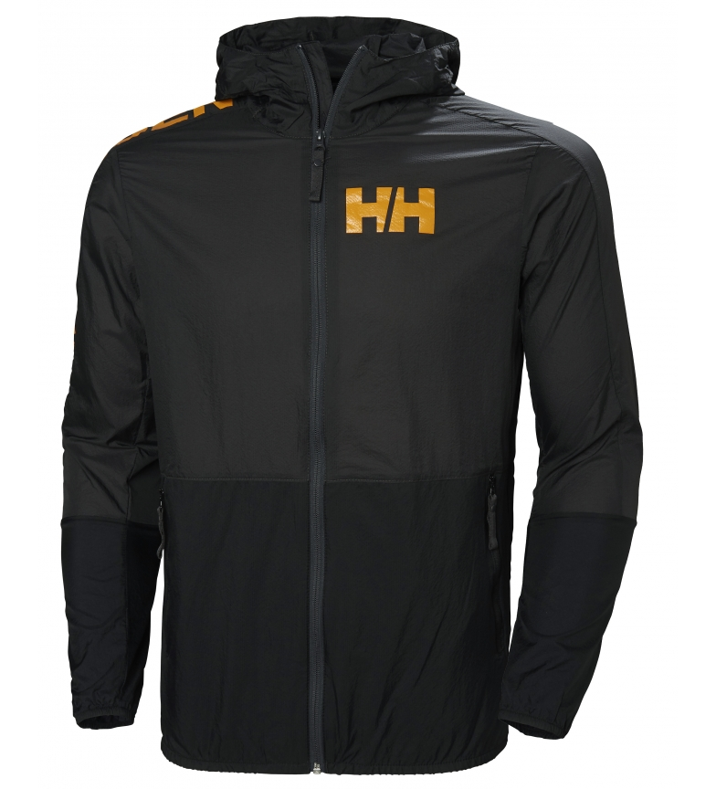 Comprar Helly Hansen Giacca a vento attiva nero